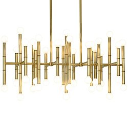 Meurice Rectangular Chandelier