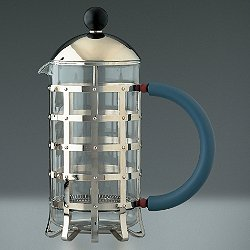 Michael Graves Press Filter Coffee Maker / Infuser