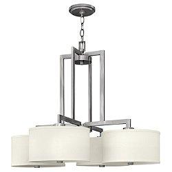 Hampton Medium 4 Light Pendant Light