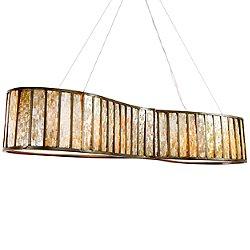 Affinity 6 Light Linear Pendant Light