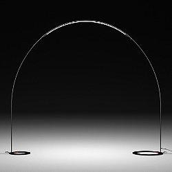 Halley Floor-to-Floor Outdoor Lamp
