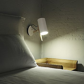 Scantling Wall Lamp / in use