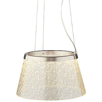 Shown in Clear with Fizz shade, Bronze finish