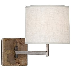 Oliver Swing Arm Wall Sconce