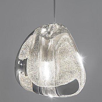 Silver Dust, illuminated
