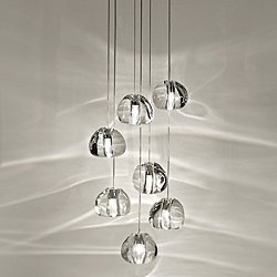 Mizu 7 Light Pendant Light