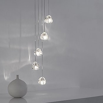 Shown lit in Clear