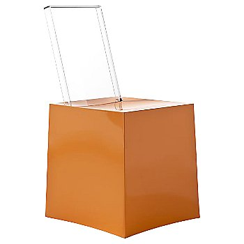 Shown in Orange with Crystal