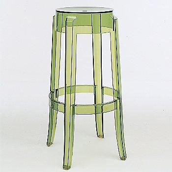 Shown in Green