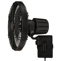 Faraday Indoor/Outdoor Wall Fan