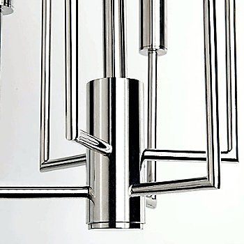 Polished Nickel finish / Detail shot