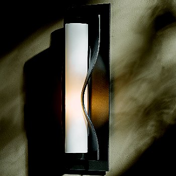 Opal shade / Burnished Steel finish, in use
