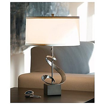 Gallery 273030 Spiral Table Lamp / In Use