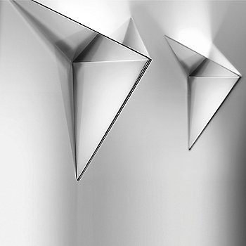 Shown in Polished Steel shade