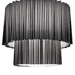 Skirt Two-Tier Ceiling Light