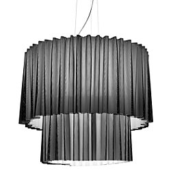 Skirt Two-Tier Suspension Light