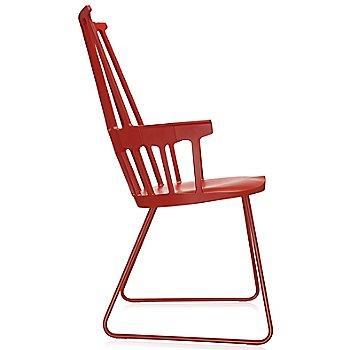 Orangy Red