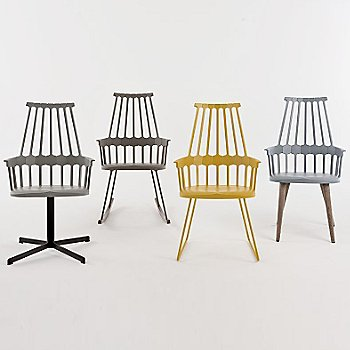 Comback Sled Chair collection