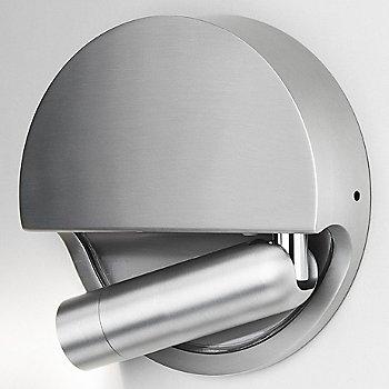 Right size / Aluminum finish