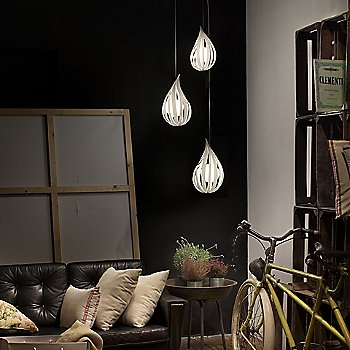 Raindrop LED Pendant Collection