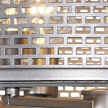 New Bronze finish, Detail view