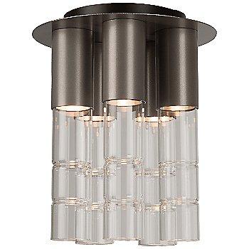 Metallic Beige Silver finish / 5 Light