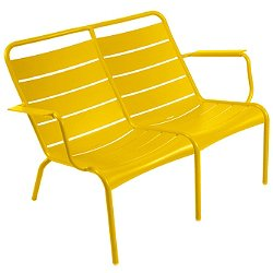 Luxembourg Stacking Low Armchair Duo