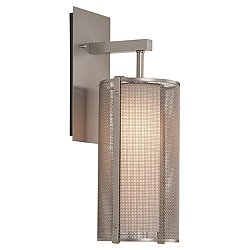 Uptown Mesh Wall Sconce