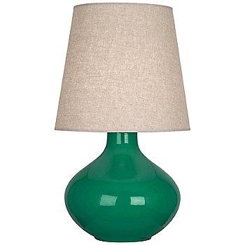 Emerald finish, Buff Linen shade