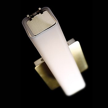 Brushed Brass finish