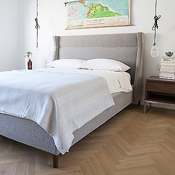 Urban Tweed Potash, in use in bedroom