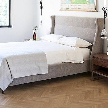 Urban Tweed Potash color, in use in bedroom