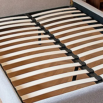 Mattress support planks