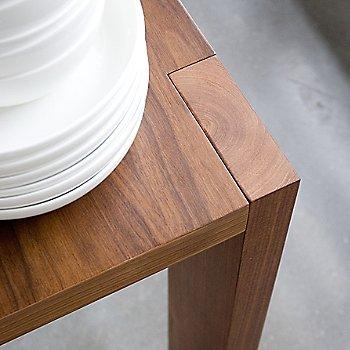 Walnut color, detail
