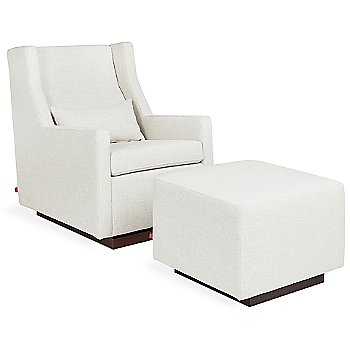 Sparrow Glider with Sparrow Ottoman (sold separately)