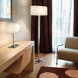 Mei Oval-P Floor Lamp
