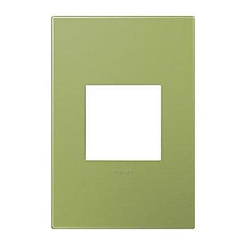 Lichen Green finish / 1 Gang