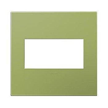 Lichen Green finish / 2 Gang