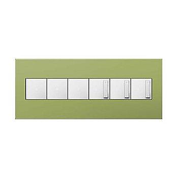 Lichen Green finish / 6 Gang