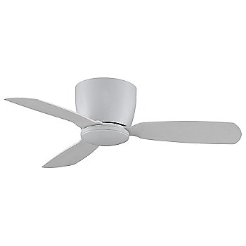 Shown in Matte White finish with Matte White blades, 44