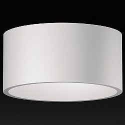 Domo Symmetric Ceiling Light (White) - OPEN BOX RETURN