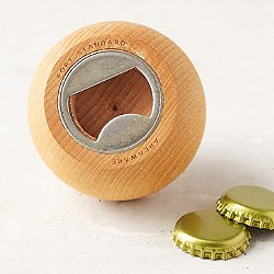 Sphere Bottle Opener by Fort Standard for Areaware
