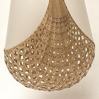 Shown in Bamboo