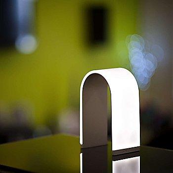 Silver, illuminated