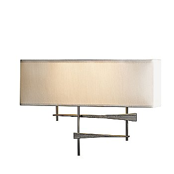 Burnished Steel finish / Doeskin micro-suede shade