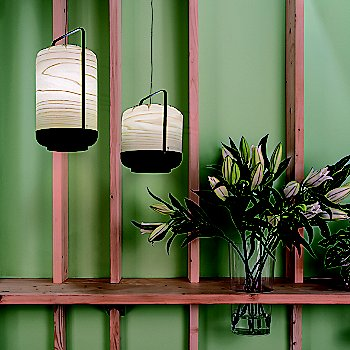 Chou Suspension Light, Collection