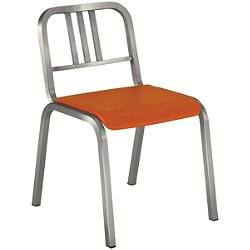 Nine-0 Stacking Chair - 3-Bar Back