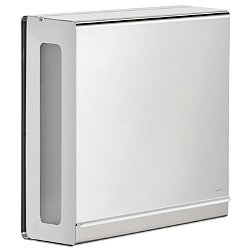 NEXIO Paper Towel Dispenser (Polished Stainless Steel) - OPEN BOX RETURN