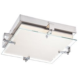 Cuff Link P1121 LED Flush Mount