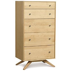Astrid Five-Drawer Dresser